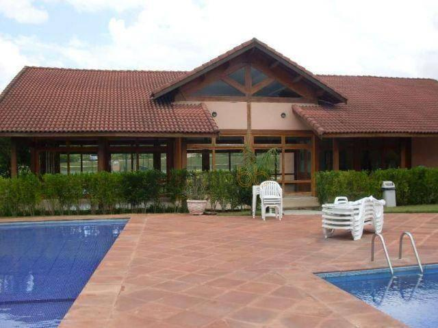 Terreno residencial à venda, Condomínio Fazenda Imperial, Sorocaba - TE0057.