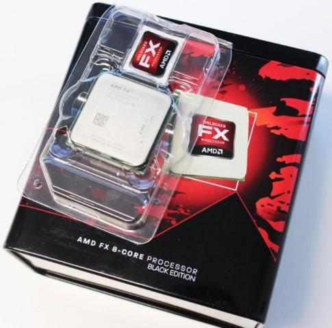 Processador AMD FX-8350 4GHz 16M AM3+