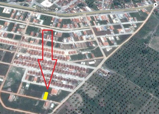 Terreno no Residencial Ana Maria - Itaporanga