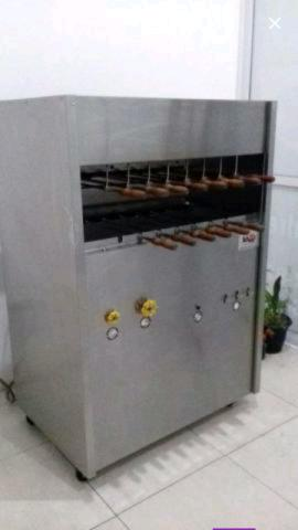 Churrasqueira gás/ elétrica