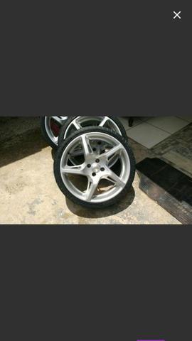 Vendo rodas da ferrari aro 18 penus perfil 35 zap 93118331