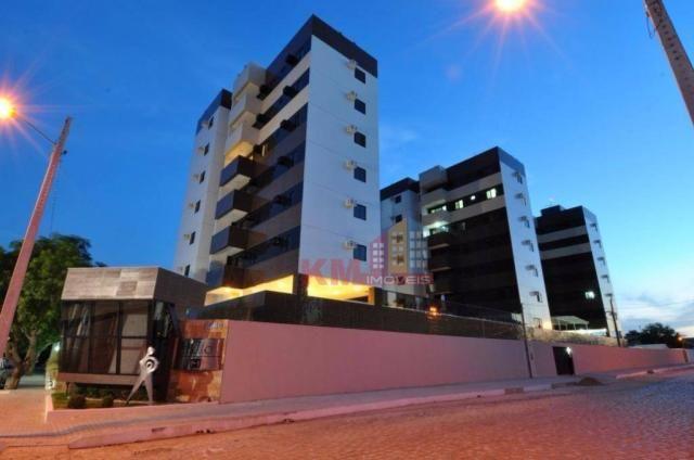 Vende-se apartamento no Spazio di Bérgamo em Mossoró