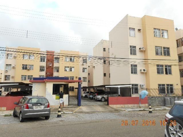 Apartamento no condominio villarejo bairro luzia