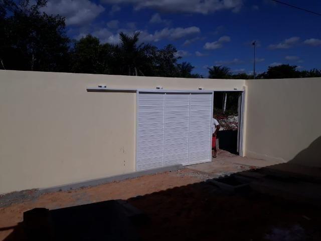 Excelente casa 8m de frente com doc. grátis - Foto 2