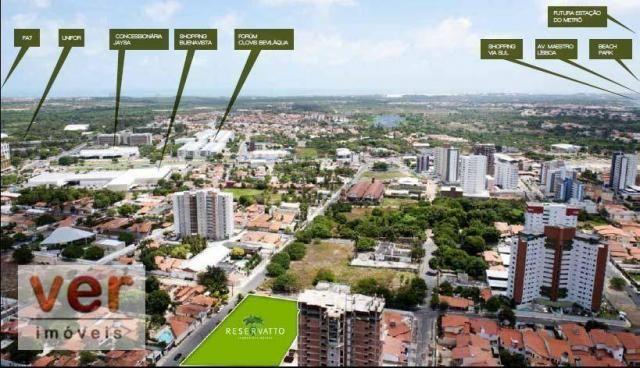 Vendo excelente apartamento no Reservatto Condomínio, com 74,05 m² de área privativa. - Foto 5