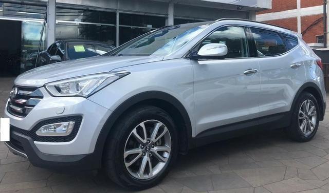 Elegant Hyundai Santa Fe