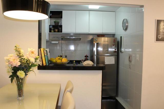 Oportunidade!!! apartamento 3 quartos todo reformado e com ótima localização - Foto 3