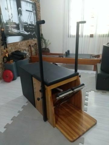Aparelho de Pilates chair com caixa - Foto 2