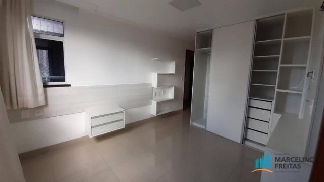 Apartamento à venda, 124 m² por r$ 698.000,00 - aldeota - fortaleza/ce - Foto 11