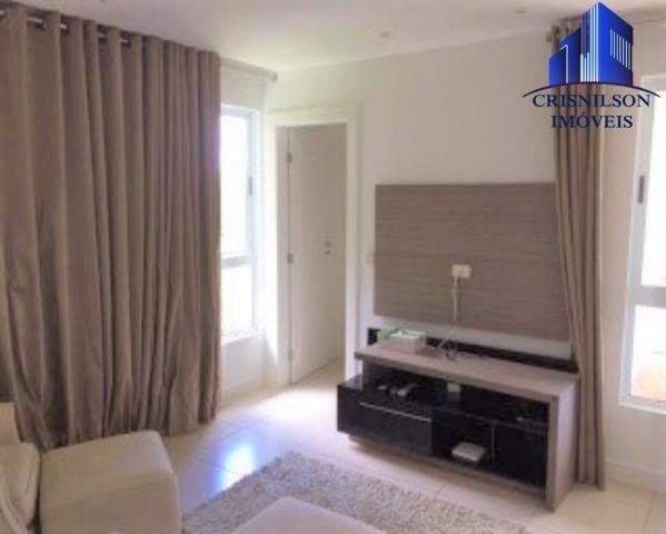 Casa à venda condomínio alphaville i salvador, decorada, 4 suítes, r$ 2.500.000,00, piscin - Foto 14
