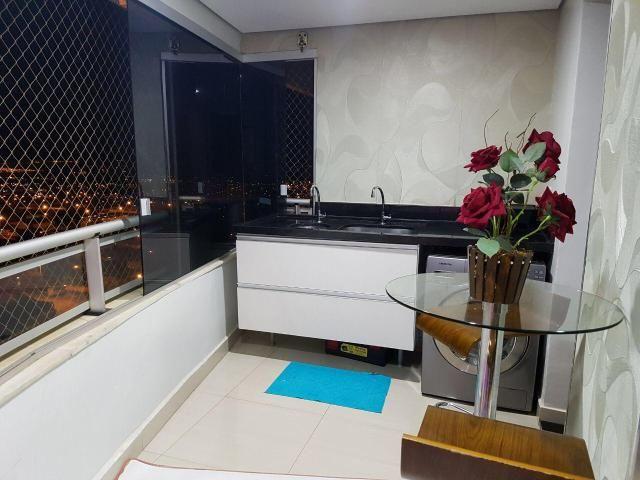 Res. Allegro 3 quartos 84m², varanda, 2 vagas subsolo, armários - Foto 6