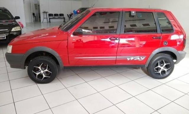Fiat Mille 1.0 completo PRESENTÃO DE NATAL