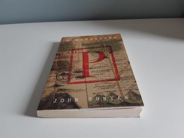 "Livro "" O Peregrino"""