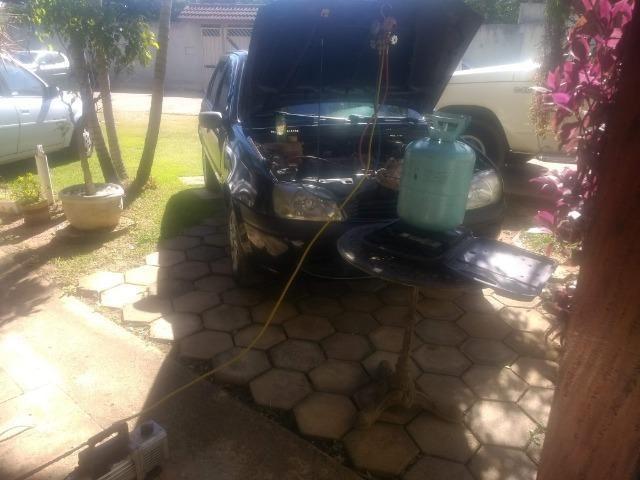 Carga de ar condicionado ! Carros trator Caminhão - Foto 5