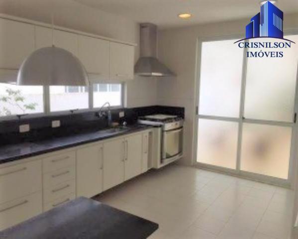 Casa à venda condomínio alphaville i salvador, decorada, 4 suítes, r$ 2.500.000,00, piscin - Foto 20