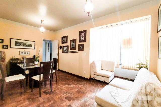 Apartamento à venda com 3 dormitórios em Estoril, Belo horizonte cod:257855 - Foto 3