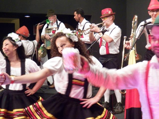 Banda alemã Chucrut's - * - São Paulo - Foto 2