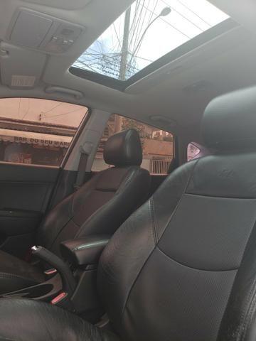 Hyundai i30 2011 Automático 2.0 + gnv teto solar - Foto 3