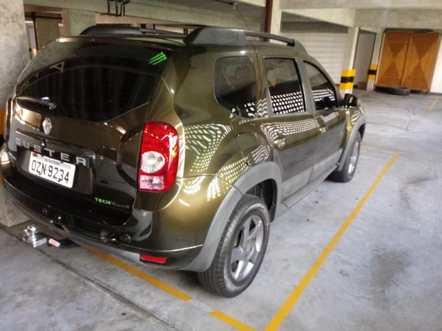 Duster tech road II 2015 automatico - Foto 8