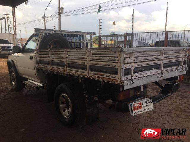 TOYOTA HILUX 2004/2004 3.0 DX 4X4 CS 8V DIESEL 2P MANUAL - Foto 5