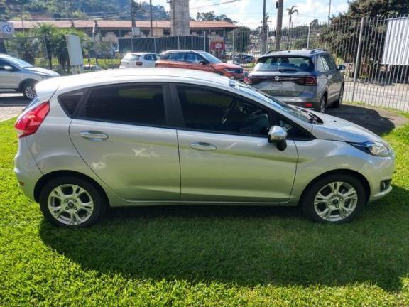 Ford New Fiesta Hatch SEL 1.6 AT - Foto 3