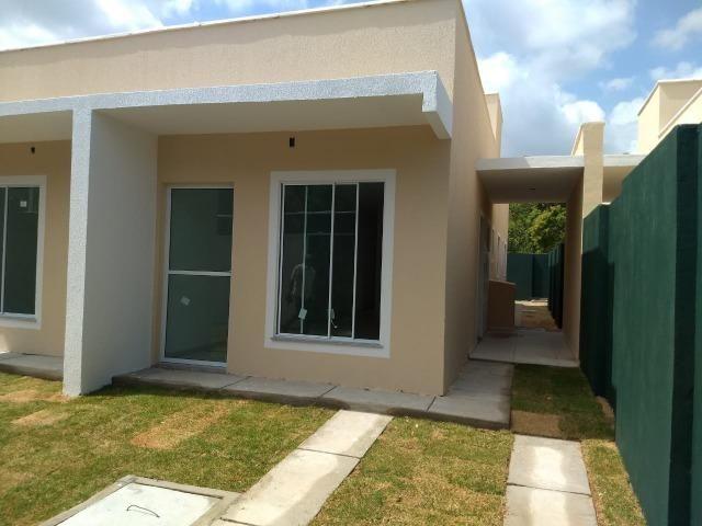 Casa no Jardim Icaraí com 2 quartos e documentação grátis | Entrada parcelada