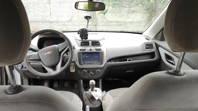 Carro para UBER venda URGENTE! Cobalt 1.4 LTZ 2015 com 27.000 KM rodados - Foto 4