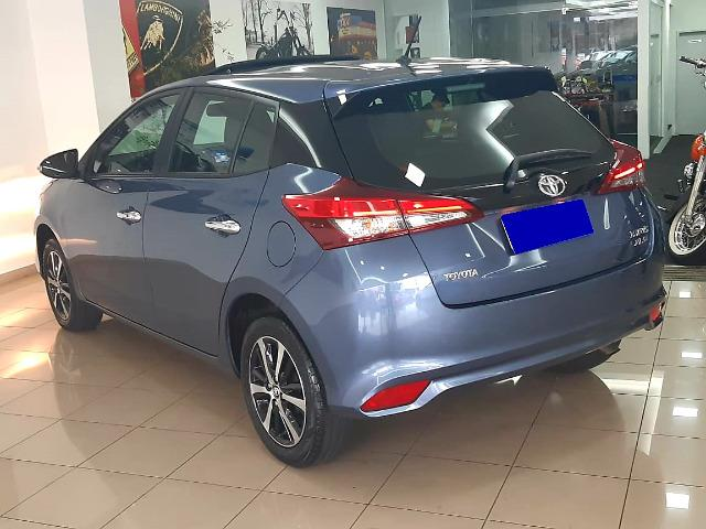 Toyota Yaris Xls 1.5 2018/2019, automático, teto solar, único dono, garantia de fábrica - Foto 4