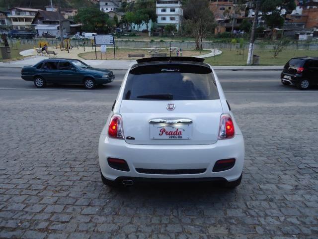 FIAT 500 2011/2012 1.4 SPORT AIR 16V GASOLINA 2P MANUAL - Foto 5