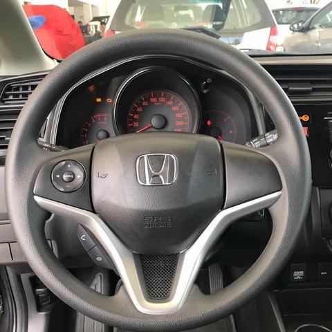Honda Fit Ex CVT 14/15 - Foto 10