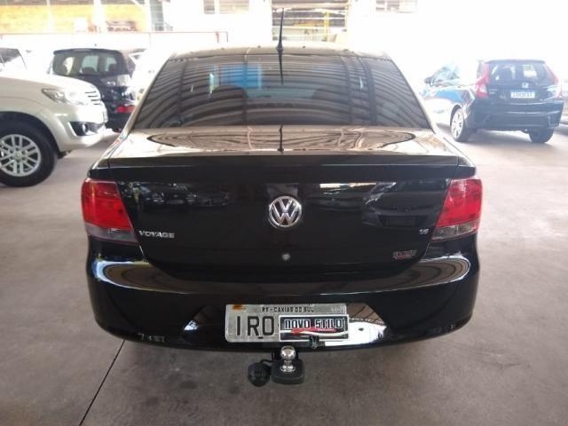 Volkswagen Voyage VOYAGE 1.6 MI TREND 8V FLEX 4P MANUAL 4P - Foto 10