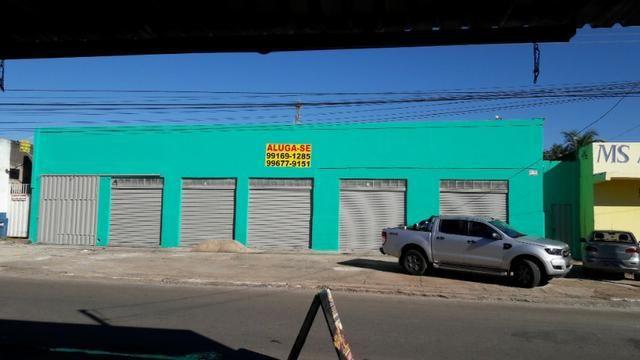 Aluga se Galpão com 452m2 na rua da casa lotérica do Solange Park 1 - Foto 2