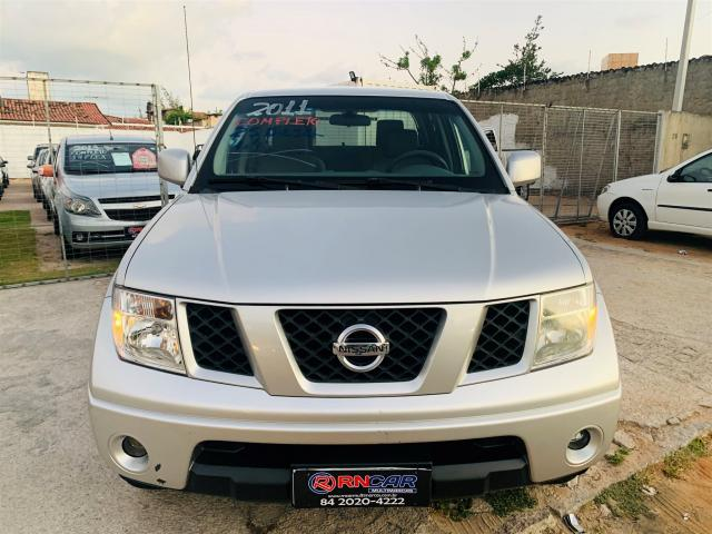 NISSAN FRONTIER 2010/2011 2.5 XE 4X4 CD TURBO ELETRONIC DIESEL 4P MANUAL - Foto 2