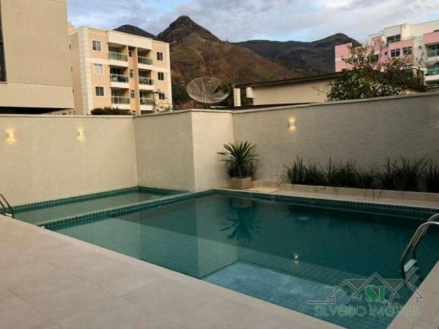 Apartamento à venda com 3 dormitórios em Corrêas, Petrópolis cod:2244 - Foto 12