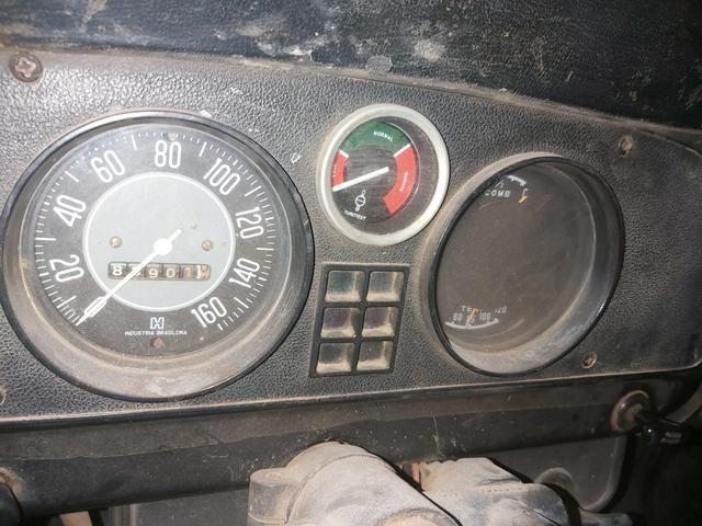 Caminhonete d10 a diesel - Foto 5
