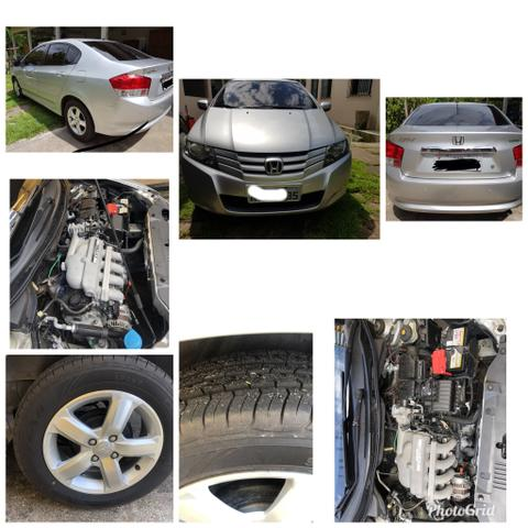 Honda City 2010-11 Manual