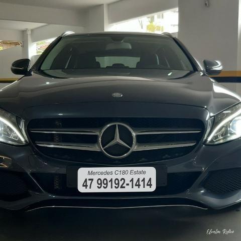 Mercedes Bens C180 1.6 CGI Estate Avantegarde 16V Turbo Gasolina 4P Automático - Foto 10