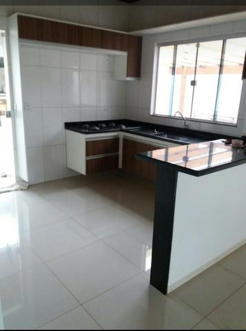 Casa de 165 m² com área gourmet e piscina em Espigão D' Oeste/Rondônia - Foto 3