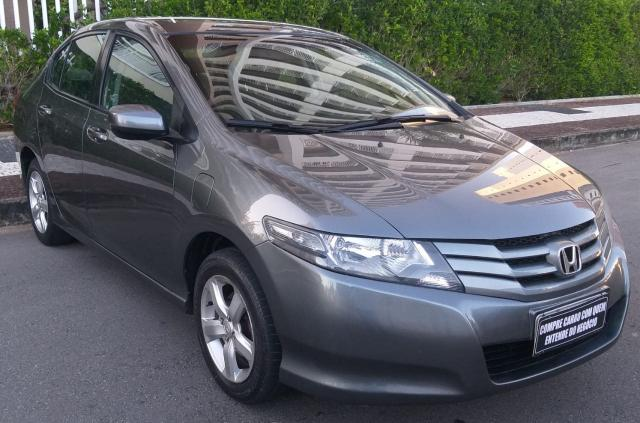 HONDA CITY 2010/2011 1.5 DX 16V FLEX 4P MANUAL - Foto 3