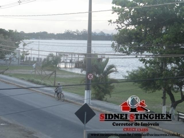 Sobrado comercial e residencial, com excelente localização e frente à lagoa, em bal. barra - Foto 18