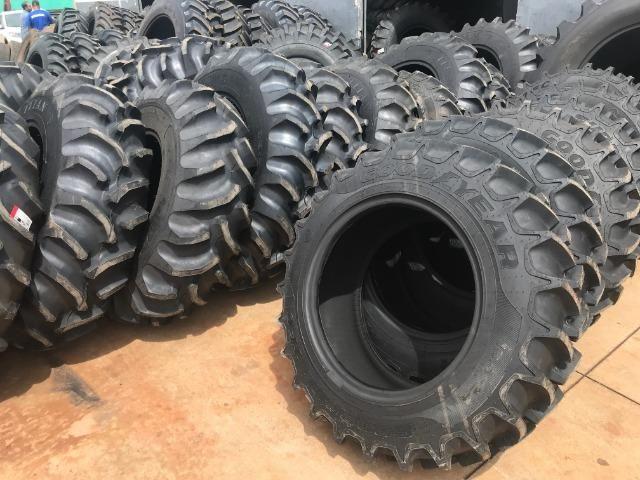 Pneus agrícola novos Goodyear e Titan a pronta entrega em Goiânia - Super promoção