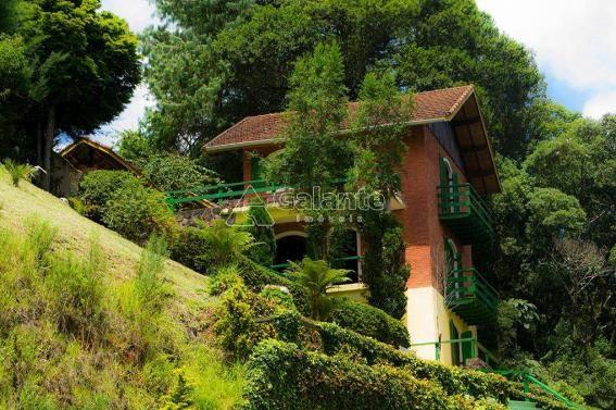 Casa à venda com 5 dormitórios em Centro, Monte verde cod:CA008428 - Foto 9