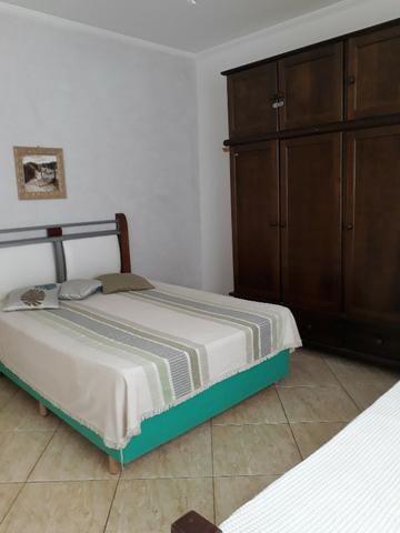 Ubatuba Praia Grande Apartamento Temporada a 15 passos do mar - Foto 7