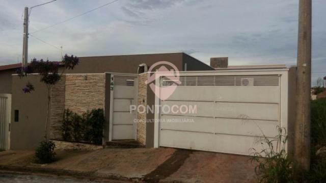 Casa à venda com 2 dormitórios em Residencial borboleta 3, Bady bassitt cod:270