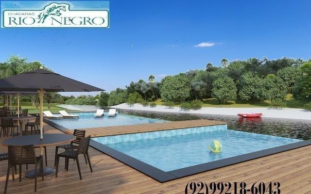 Chácaras Rio Negro, Lotes 1.000 m², a 15 minutos de Manaus _)§ - Foto 9
