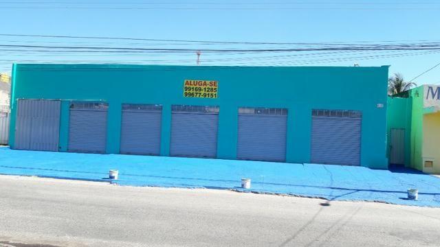Aluga se Galpão com 452m2 na rua da casa lotérica do Solange Park 1 - Foto 3