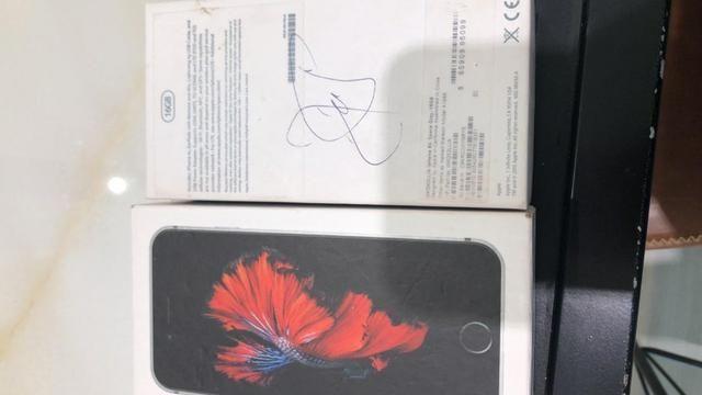 IPhone 6s 16gb Cinza Espacial - Foto 2