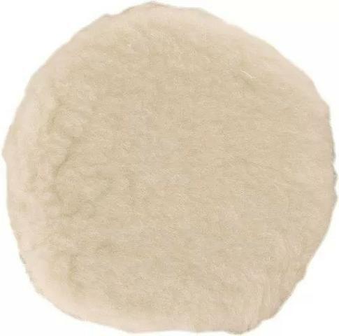 Boina De Lã Para Polimentos Em Geral 8 Pol. - dwt