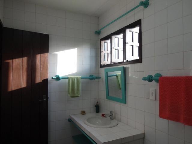 Charmosa Casa Mobiliada, 4 Quartos, Praia De Cotovelo - Foto 10