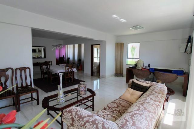 Apartamento à venda com 4 dormitórios em Gutierrez, Belo horizonte cod:240698